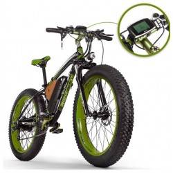 Mountain bike elettrica...